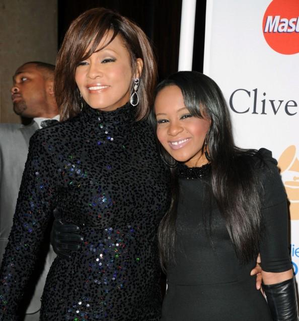 Whitney Houston et Bobbi Kristina