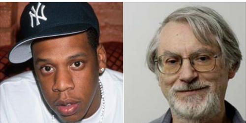 Jay Z & Bruno Spoerri