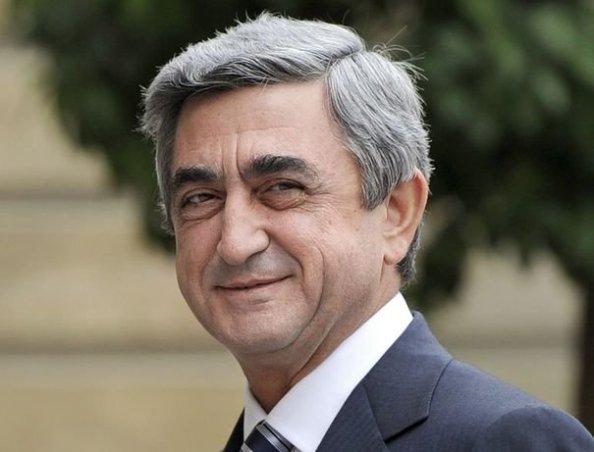 Serge Sarkissian