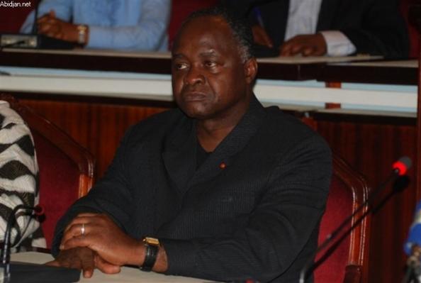 Le Pr. Hubert Oulaye McArthur / © Abidjan.net