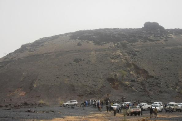 La mine de Tambao