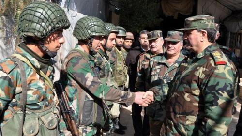 Le général Fahd Jassam al-Freij.