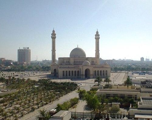 La Grande Mosqueée Al Fateh de Ramadi