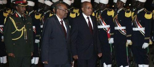 Béchir et Zuma