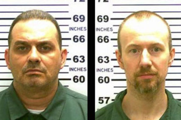 Richard Matt et David Sweat