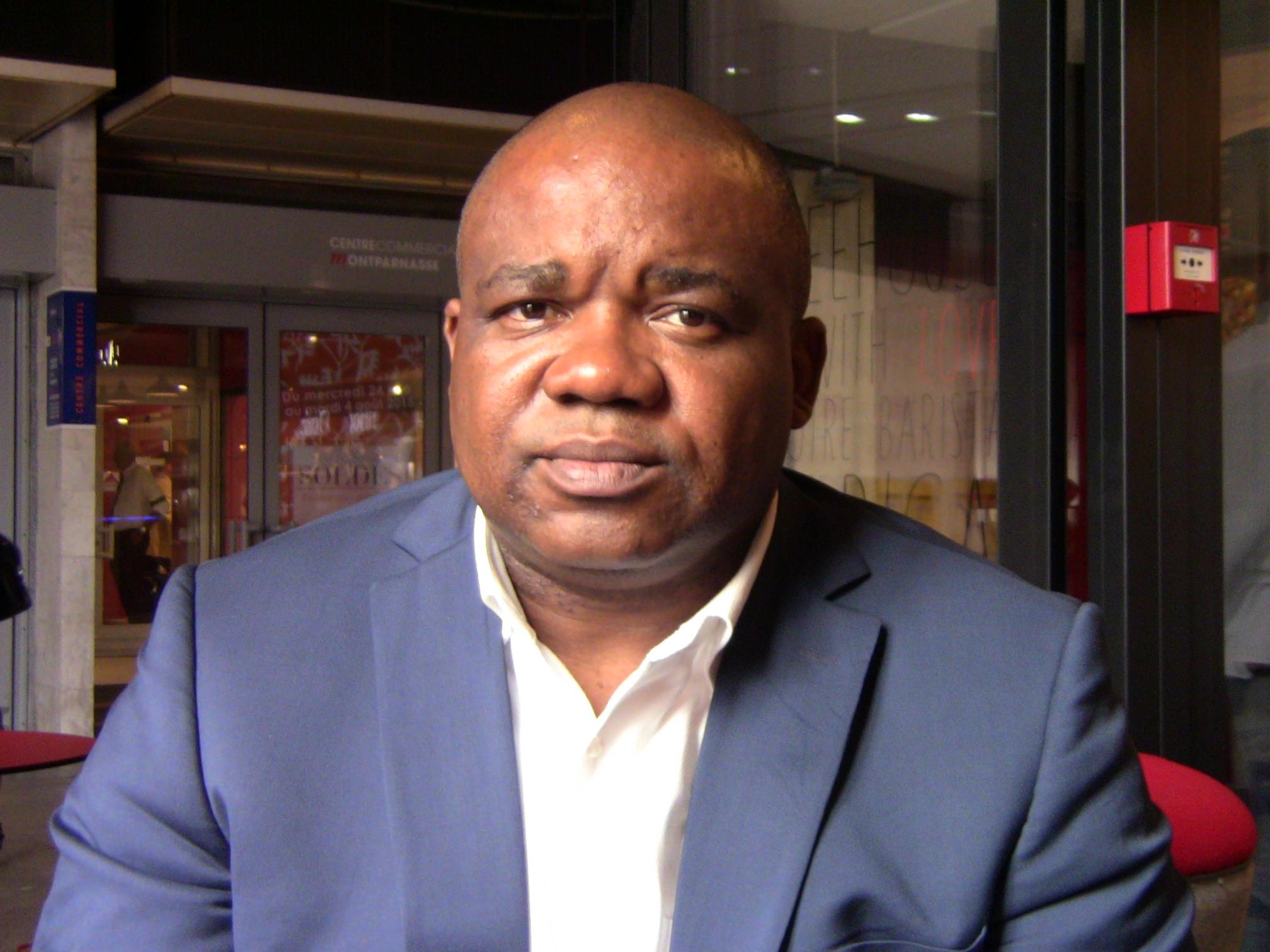 Le Dr. Serge Blaise Emaleu
