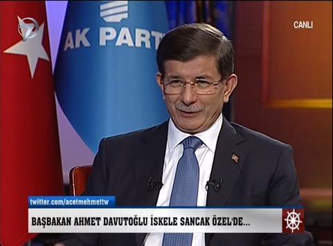 Ahmet Davutoglu,