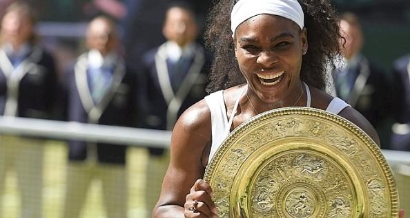 Serena Williams. (Keystone)