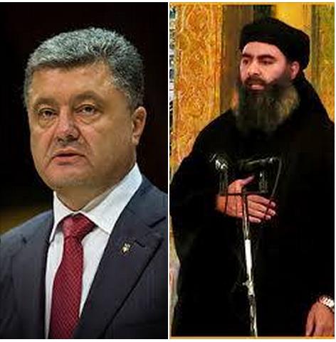 Porochenko et al Bagdadi